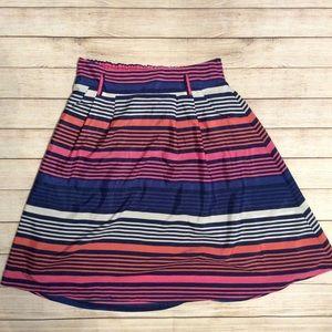 Old Navy Flowy Skirt with Elastic Waist & Pockets